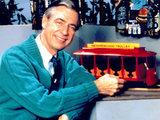 Fred Rogers from Mister Rogers' Neighbourhood