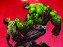 Preview images for Marvel's new Incredible Hulk series have been released.
