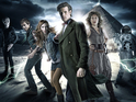 The UK and US return date for the sixth series of Doctor Who is revealed at Comic-Con 2011.