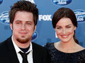 DeWyze married model Joanna Walsh in California on Saturday.