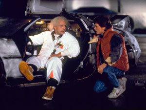 Still from 'Back To The Future'