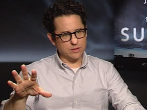 JJ Abrams in DS Super 8 interview