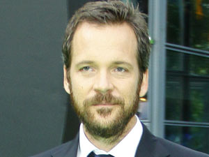 Peter Sarsgaard at the premiere of 'Green Lantern' in Berlin, Germany