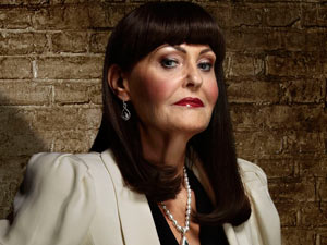 Hilary Devey from Dragon's Den