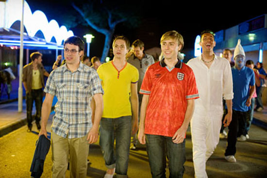 The Inbetweeners Movie stills