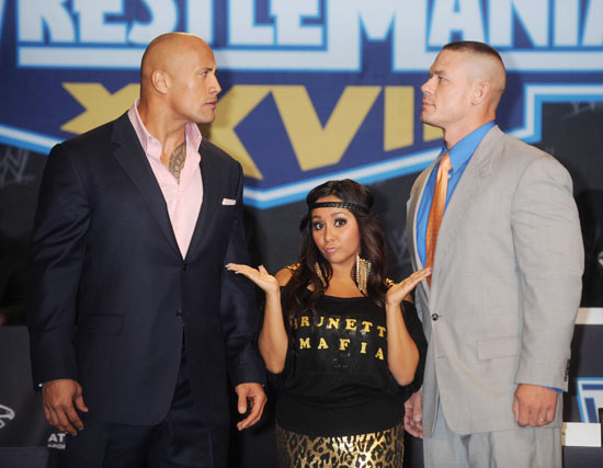 Snooki joins the WWE