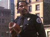 Bubba Smith in Police Academy