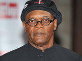 Samuel L. Jackson arrives at the Shooting Stars Benefit, London.