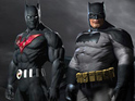 The game's pre-order costumes include Batman Beyond and The Animated Series skins.