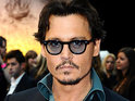 Johnny Depp buys the rights to Sam Sarkar's comic book The Vault.