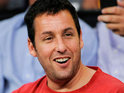 Sandler debuts new comedy tune to promote new movie That's My Boy.