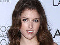 Anna Kendrick says she's shocked to learn that she's a frontrunner for the film.