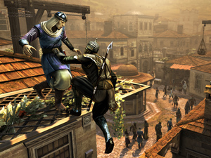 Assassin's Creed Revelations multiplayer
