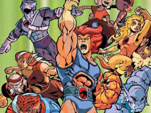 Thunder Cats Video Game on Thundercats  Video Game Announced For Nintendo Ds   Gaming News