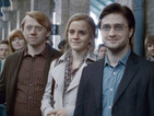 JK Rowling wishes Harry Potter's oldest son well on his first day at Hogwarts