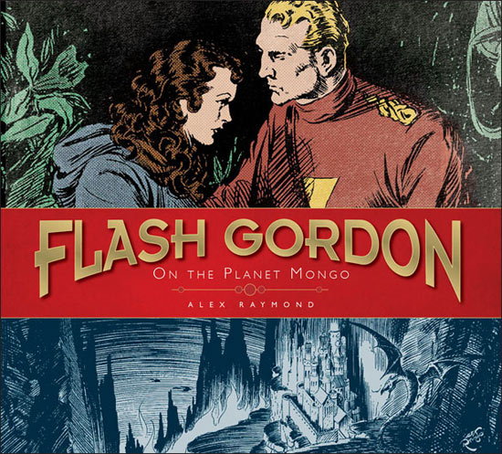 Flash Gordon On The Planet Mongo