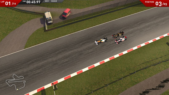 F1 Online: The Game Gallery
