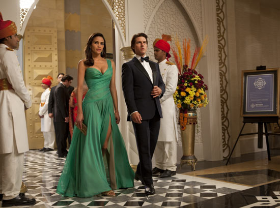 'Mission Impossible - Ghost Protocol' still