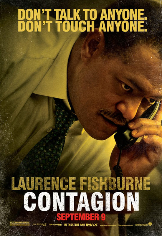 Laurence Fishburne as Dr Ellis Cheever