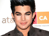 Adam Lambert arrives at the Equality Awards held at The Beverly Hilton hotel.