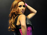 Una Healy performing at Towneley Live, Burnley.