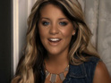 "American Idol runner-up Lauren Alaina describes her 'Like My Mother Does' video as ""really great""."