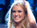 "Scherri-Lee Biggs is reportedly having ""fun"" at the Miss Universe final."