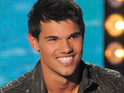 Twilight star Taylor Lautner admits that he has had a crush on Jessica Alba since childhood.