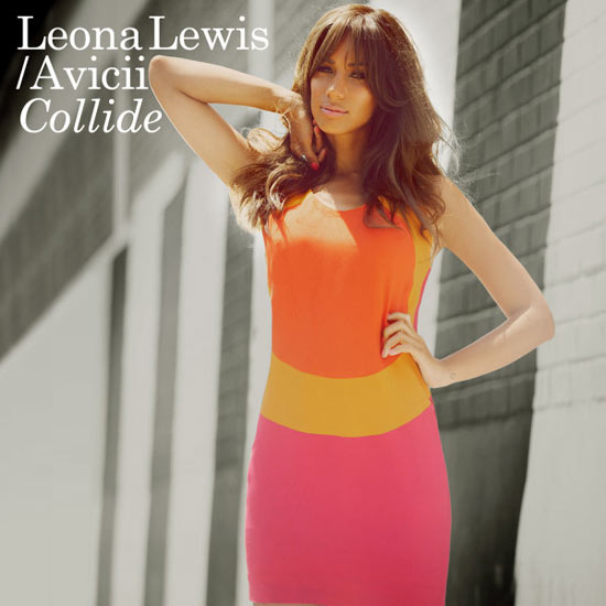 Artwork for Leona Lewis's single 'Collide'