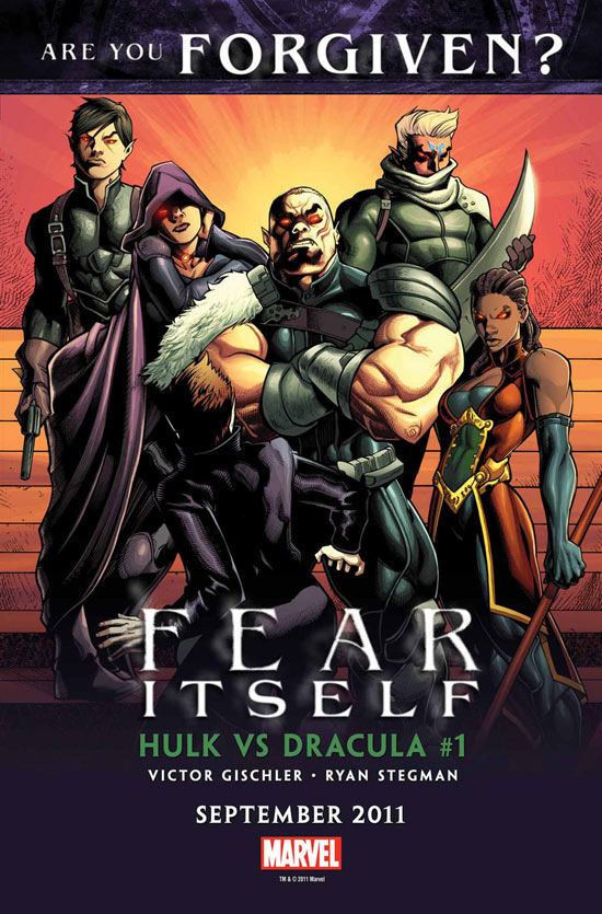 Fear Itself: The Forgiven