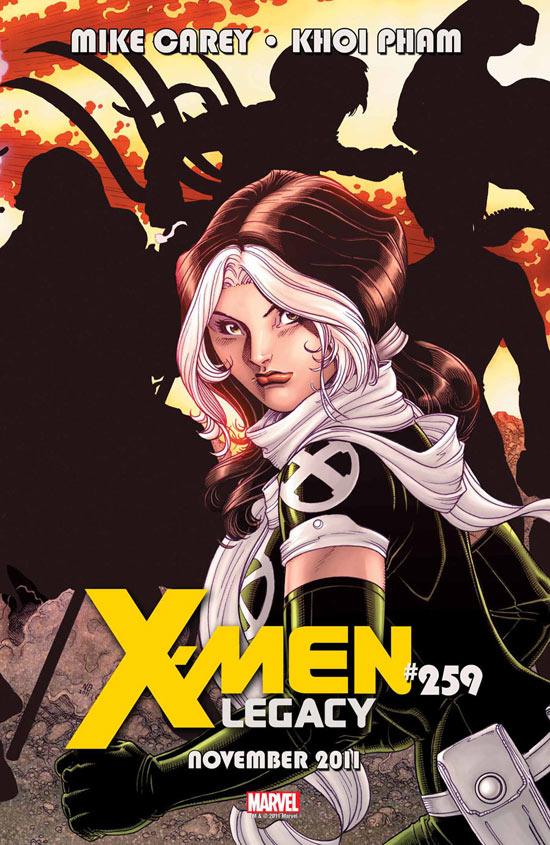 X-Men Legacy ReGenesis