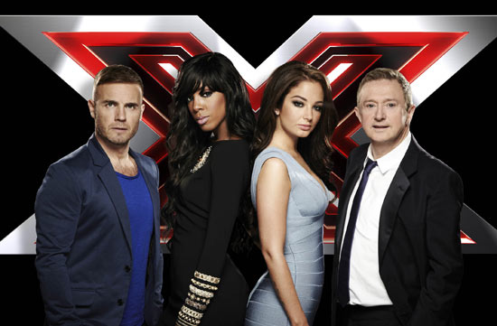 X Factor Judges 2011 Names Pin Factor Judg...
