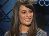 Lea Michele interview with Digital Spy