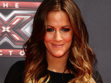 Caroline Flack at The X Factor 2011 launch