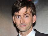 David Tennant at the Fright Night UK premiere held at Londons O2 Arena