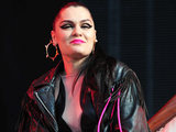 Jessie J performs at Weston Park having already entertained the crowds yesterday