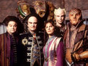 J Michael Straczynski denies that he is in talks to bring back Babylon 5.