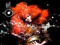 Bjork debuts the artwork for her upcoming Biophilia album.