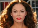 Rose McGowan says that people should pressure the government to legalise gay marriage.