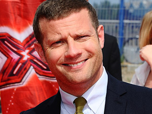 Dermot O&#39;Leary at The X Factor 2011 launch