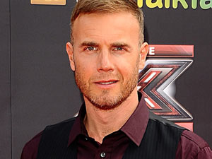 Gary Barlow at The X Factor 2011 launch