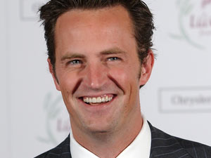 Matthew Perry - The actor, best known for his role as Chandler Bing in Friends, is 42 on Friday.  