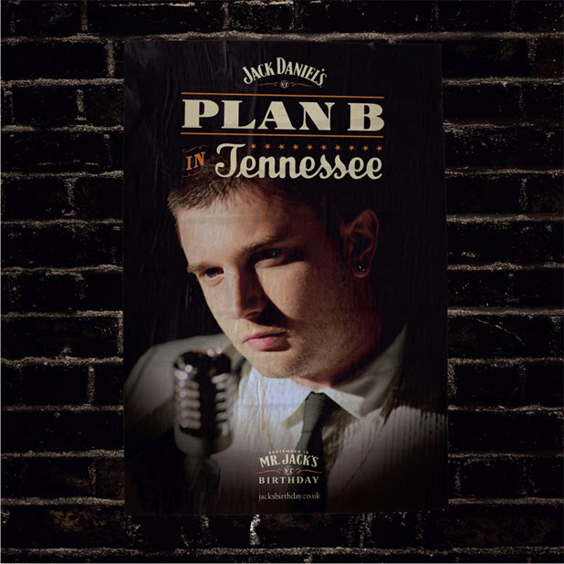 Plan B - Mr. Jack's Birthday in Tennessee