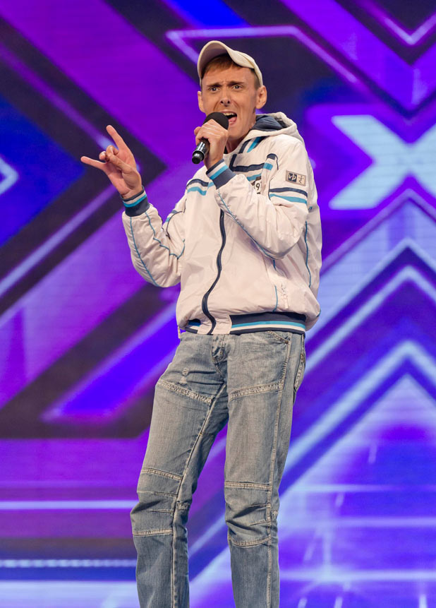 The X Factor auditions: Johnny