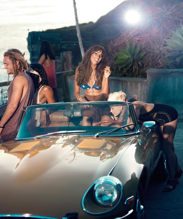 Leona Lewis: 'Collide' video