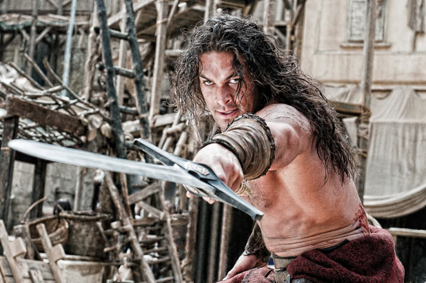 Jason Momoa is the new Conan