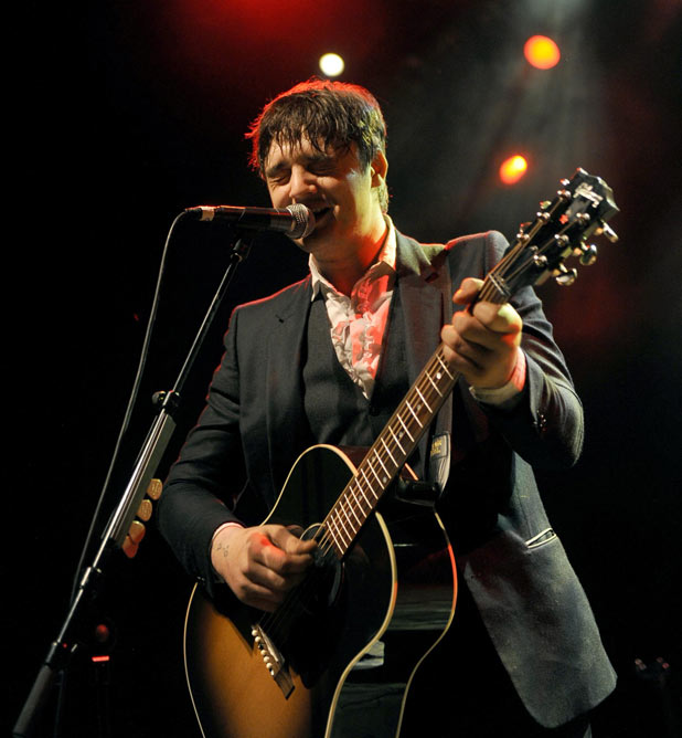 Reading Festival Acts: Pete Doherty