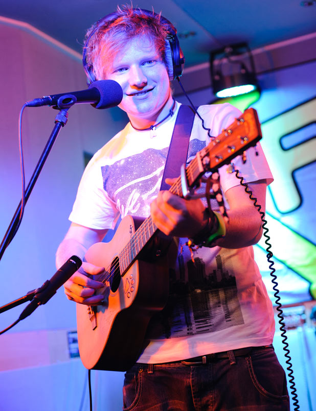 Reading Festival Acts: Ed Sheeran