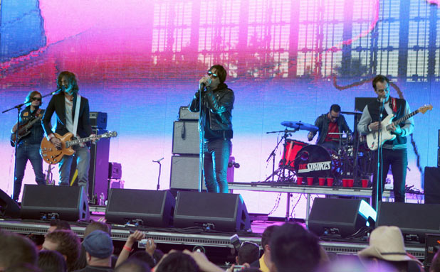 Reading Festival Acts: The Strokes