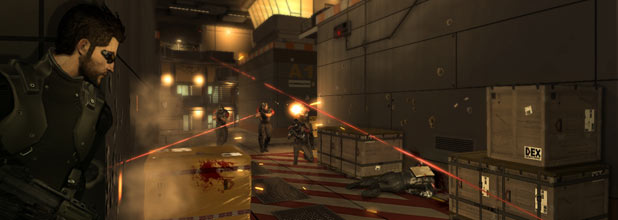 Deus Ex: Human Revolution review